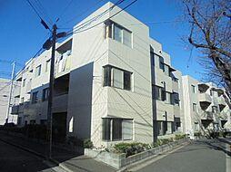 神奈川県横浜市南区別所3丁目の賃貸マンションの外観