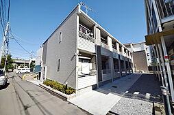 西武拝島線 東大和市駅 徒歩6分の賃貸アパート