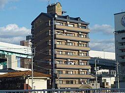 福岡県福岡市博多区堅粕5の賃貸マンションの外観