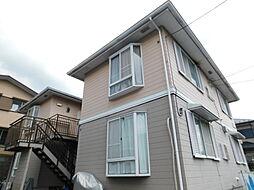 神奈川県海老名市国分南2丁目の賃貸アパートの外観