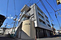 大阪府松原市東新町4の賃貸マンションの外観