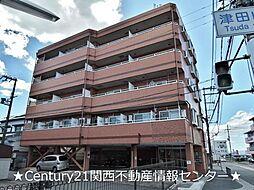 富士第二ビル[4階]の外観