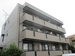 千葉県市川市堀之内4丁目の賃貸アパートの外観