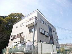 大阪府池田市五月丘1丁目の賃貸マンションの外観