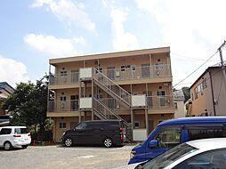 シルキコーポ[2階]の外観