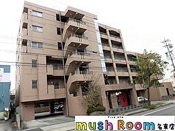 愛知県名古屋市名東区高針4丁目の賃貸マンションの外観