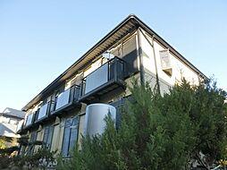 千葉県千葉市中央区大巌寺町の賃貸アパートの外観