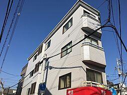 ハイマートハウス十善[3階]の外観