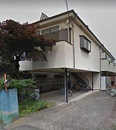 ハウスアオヤマ[202号室]の外観
