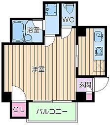 マキシ[7階]の間取り