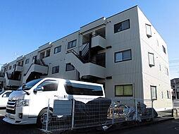埼玉県所沢市林3丁目の賃貸マンションの外観