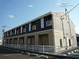 新潟県新潟市南区大通西の賃貸アパートの外観