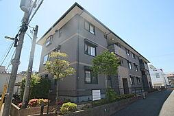 千葉県市川市妙典5丁目の賃貸アパートの外観