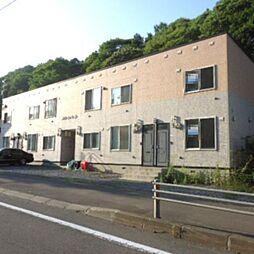[テラスハウス] 北海道小樽市長橋4丁目 の賃貸【/】の外観