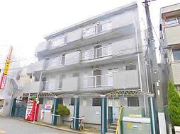 神奈川県大和市福田1丁目の賃貸マンションの外観