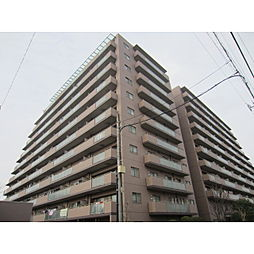 千葉県松戸市三ケ月の賃貸マンションの外観