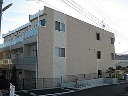神奈川県茅ヶ崎市茅ヶ崎の賃貸マンションの外観