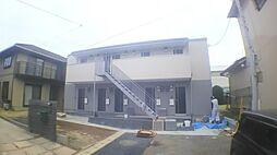 オーセント新鎌ヶ谷[2階]の外観