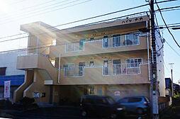 栃木県小山市城東6丁目の賃貸マンションの外観