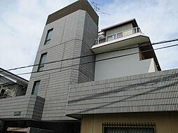 コーポラスサニーサイド[3階]の外観