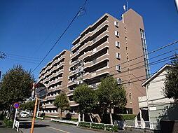 東京都八王子市明神町1の賃貸マンションの外観