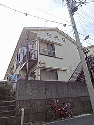 阿部荘[2階]の外観