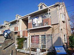 コズミックシティ南台第二B[2階]の外観