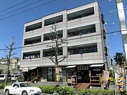 千葉県千葉市緑区おゆみ野中央9丁目の賃貸マンションの外観
