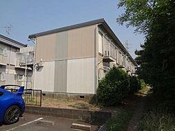 神奈川県横浜市港北区大曽根3丁目の賃貸アパートの外観