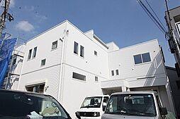 [テラスハウス] 神奈川県川崎市高津区北見方2丁目 の賃貸【/】の外観