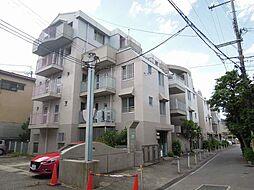 大阪府豊中市箕輪1丁目の賃貸マンションの外観