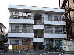 山森マンション[101号室]の外観