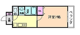 JBハウス[2階]の間取り
