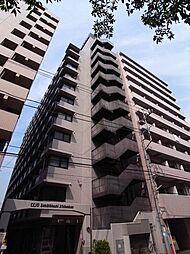 クリオ阪東橋壱番館[4階]の外観