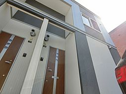 [テラスハウス] 北海道札幌市西区山の手一条12丁目 の賃貸【/】の外観