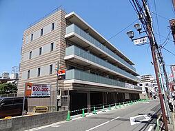 千葉県市川市行徳駅前2丁目の賃貸マンションの外観