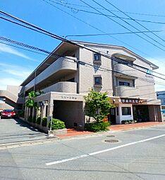 福岡県福岡市早良区賀茂1丁目の賃貸マンションの外観