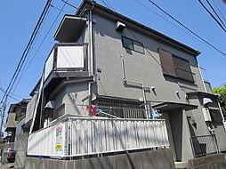 和田コーポ[201号室]の外観