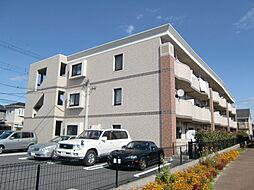 埼玉県狭山市広瀬台1丁目の賃貸マンションの外観