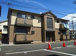 大阪府豊中市庄内栄町1丁目の賃貸アパートの外観