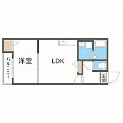 メゾンクレール博多南弐番館