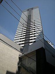 ジオグランデ梅田茶屋町レジデンス[26階]の外観