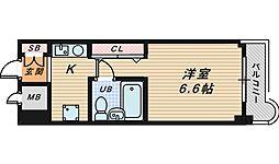 メゾンドフェニックス[10階]の間取り