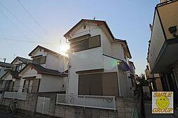 [一戸建] 千葉県市川市本北方1丁目 の賃貸【/】の外観