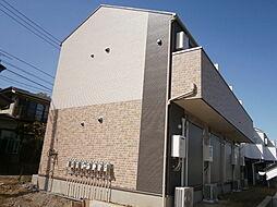 神奈川県横浜市保土ケ谷区月見台の賃貸アパートの外観