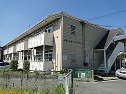 大阪府交野市倉治2丁目の賃貸マンションの外観