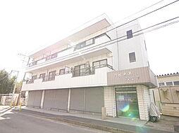 神奈川県綾瀬市小園の賃貸マンションの外観