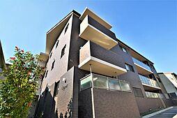大阪府松原市阿保6丁目の賃貸マンションの外観