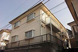 神奈川県横浜市港南区芹が谷3丁目の賃貸アパートの外観