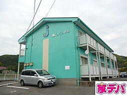 サープラス松田[1階]の外観
